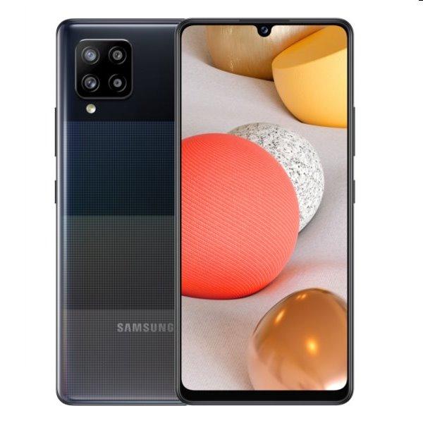 Samsung Galaxy A42 5G - A426B, Dual SIM, 4/128GB, black - SK distribúcia
