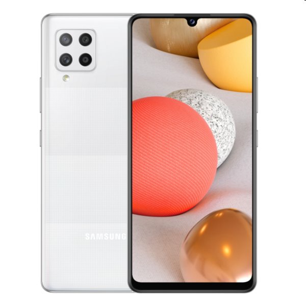 SAMSUNG Galaxy A42 5G 4GB/128GB, white