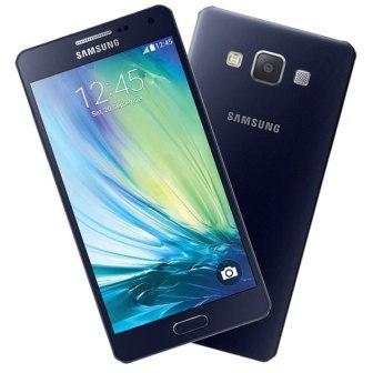 Samsung Galaxy A5 - A500F, 16GB   Midnight Black - nový tovar, neotvorené balenie