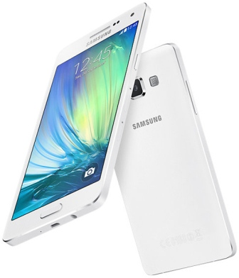 Samsung Galaxy A5 - A500F, 16GB   Pearl White - nový tovar, neotvorené balenie