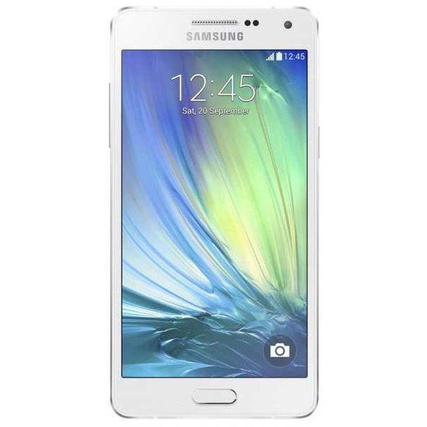 Samsung Galaxy A5 - A500F, 16GB | Pearl White, Trieda A - použité, záruka 12 mesiacov
