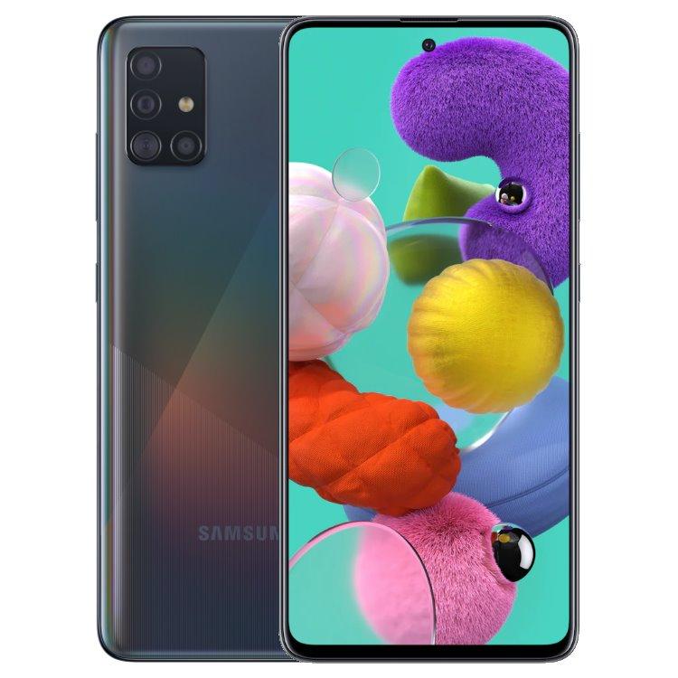 Samsung Galaxy A51 A515F Dual SIM , black