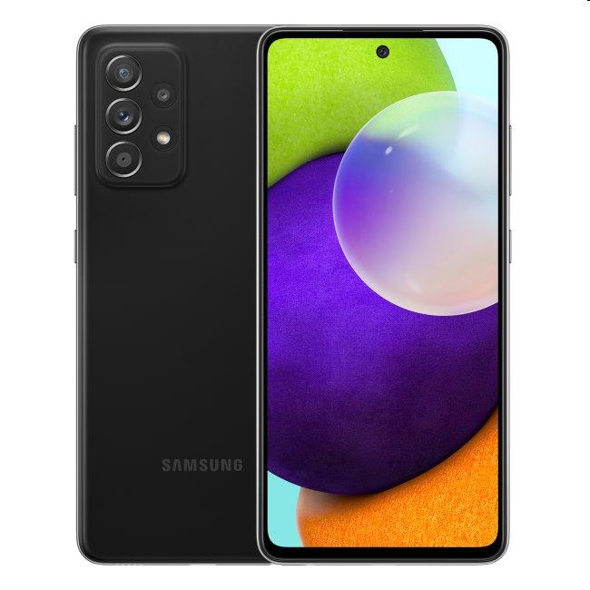 Samsung Galaxy A52 - A525F, 6/128GB, black SM-A525FZKGEUE