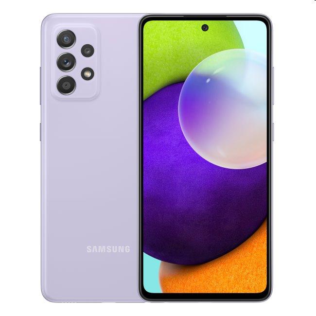 Samsung Galaxy A52 - A525F, 6/128GB, levander SM-A525FLVGEUE