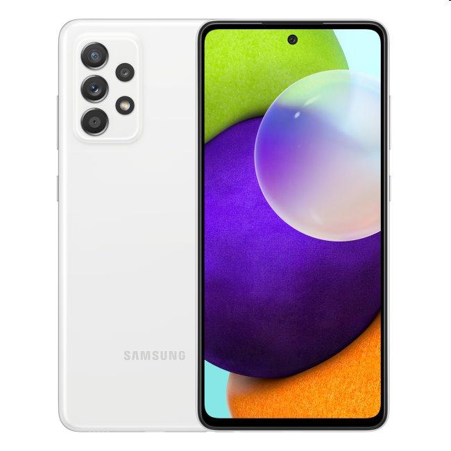 Samsung Galaxy A52 - A525F, 6/128GB, white SM-A525FZWGEUE
