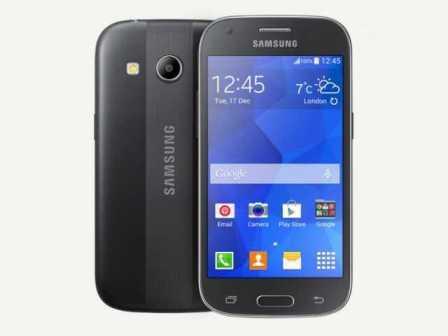 Samsung Galaxy Ace 4 - G357, 8GB | Black, Trieda C - použité, záruka 12 mesiacov