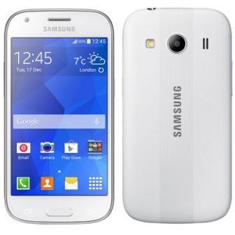 Samsung Galaxy Ace 4 - G357, 8GB   White, Trieda C - použité, záruka 12 mesiacov