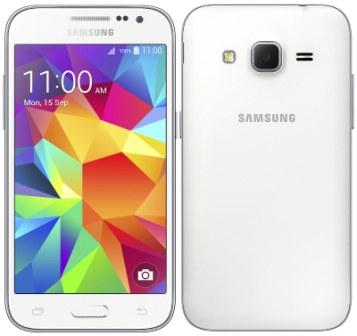 Samsung Galaxy Core Prime - G360, 8GB   White, Trieda C - použité, záruka 12 mesiacov