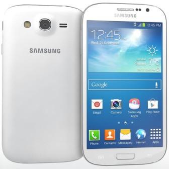 Samsung Galaxy Grand Neo - i9060, 8GB | White, Trieda B - použité, záruka 12 mesiacov