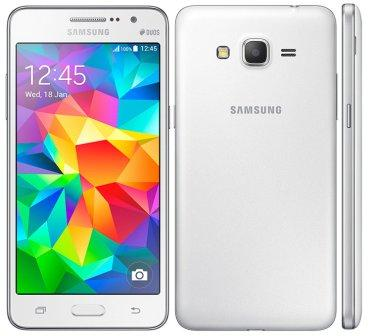 Samsung Galaxy Grand Prime - G530FZ, 8GB | White, Trieda C - použité, záruka 12 mesiacov