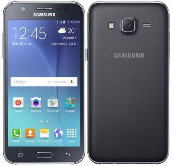 Samsung Galaxy J5 - J500F, 8GB   Black, Trieda A - použité, záruka 12 mesiacov