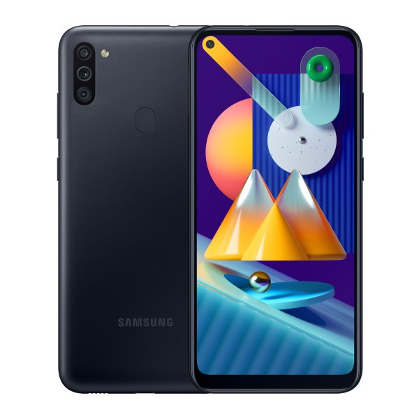 Samsung Galaxy M11 - M115F, 3/32GB, black - SK distribúcia