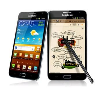 Samsung Galaxy Note 1 - N7000, 16GB   Black, Trieda A - použité, záruka 12 mesiacov
