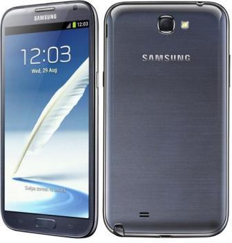 Samsung Galaxy Note 2 - N7100, | Titanium Gray, Trieda B - použité, záruka 12 mesiacov