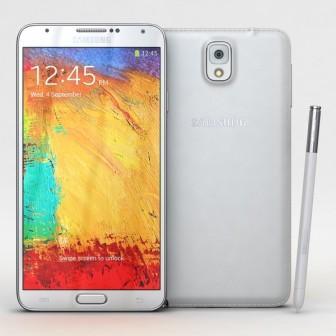 Samsung Galaxy Note 3 - N9005, 32GB   White, Trieda A - použité, záruka 12 mesiacov