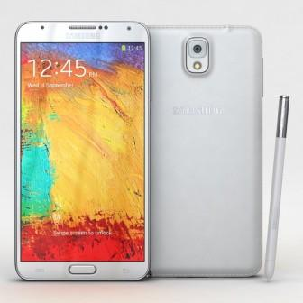 Samsung Galaxy Note 3 - N9005, 32GB | White, Trieda B - použité, záruka 12 mesiacov