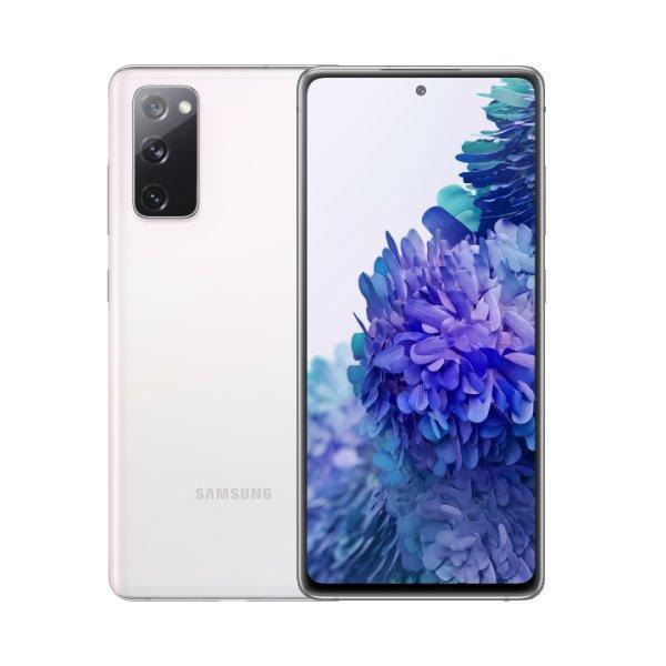 Samsung Galaxy S20 FE - G780F, Dual SIM, 6/128GB, Cloud White - SK distribúcia SM-G780FZWDEUE
