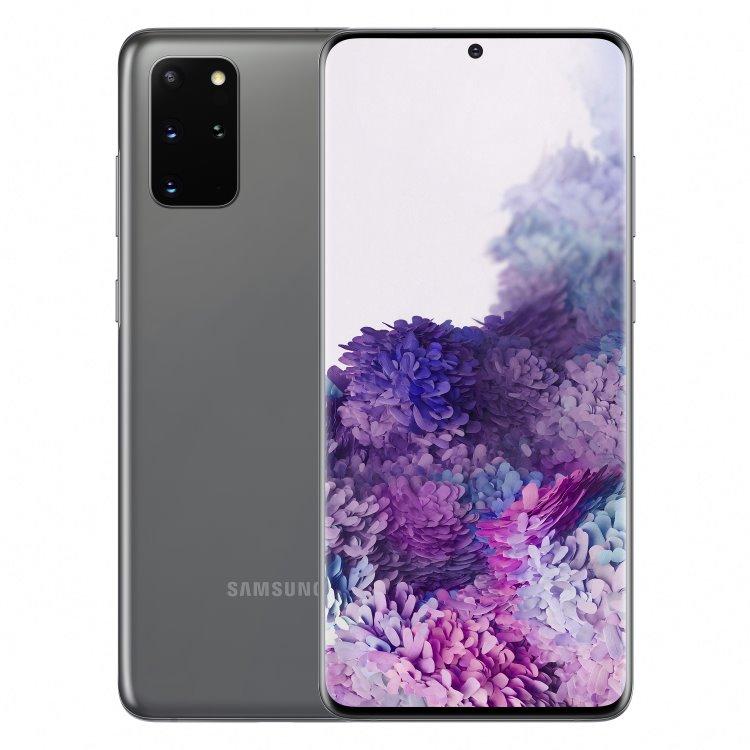 Samsung Galaxy S20 Plus - G985F, Dual SIM, 8/128GB | Cosmic Gray - nový tovar, neotvorené balenie