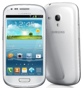 Samsung Galaxy S3 Mini - i8190, 8GB   Marble White - rozbalené balenie