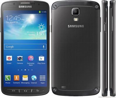 Samsung Galaxy S4 Active - I9295, 16GB | Urban Gray, Trieda C - použité, záruka 12 mesiacov