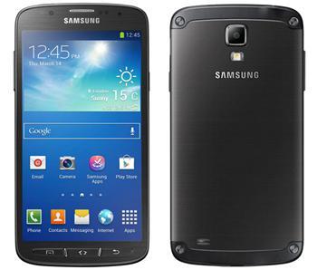 Samsung Galaxy S4 Active - i9295, Anglický jazyk | Black, Trieda B - použité, záruka 12 mesiacov