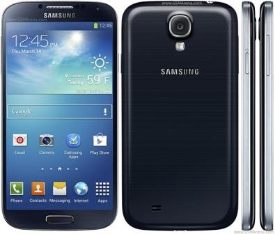 Samsung Galaxy S4 - i9505, 16GB   Black Mist, Trieda B - použité, záruka 12 mesiacov