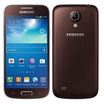 Samsung Galaxy S4 mini - i9195, 8GB | Brown Autumn, Trieda B - použité, záruka 12 mesiacov