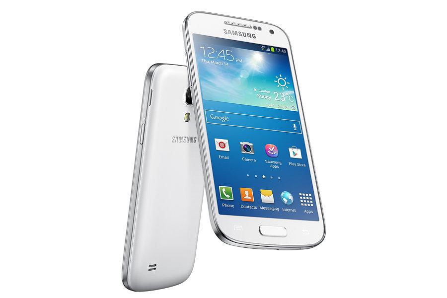 Samsung Galaxy S4 mini - i9195, 8GB | White Frost, Trieda B - použité, záruka 12 mesiacov