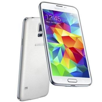 Samsung Galaxy S5 - G900, 16GB | White, Trieda B - použité, záruka 12 mesiacov