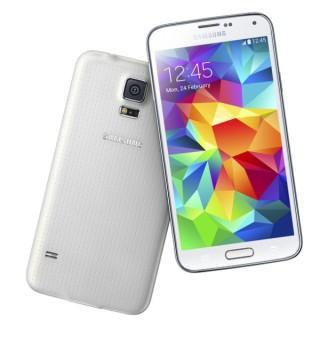 Samsung Galaxy S5 - G900, 16GB   White, Trieda C - použité, záruka 12 mesiacov