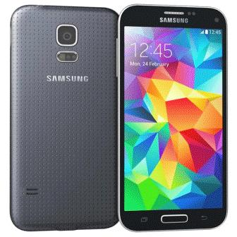 Samsung Galaxy S5 mini - G800, 16GB | Black, Trieda C - použité, záruka 12 mesiacov