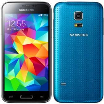 Samsung Galaxy S5 mini - G800, 16GB   Blue, Trieda B - použité, záruka 12 mesiacov