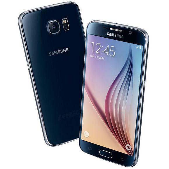 Samsung Galaxy S6 - G920F, 64GB | Black, Trieda A - použité, záruka 12 mesiacov