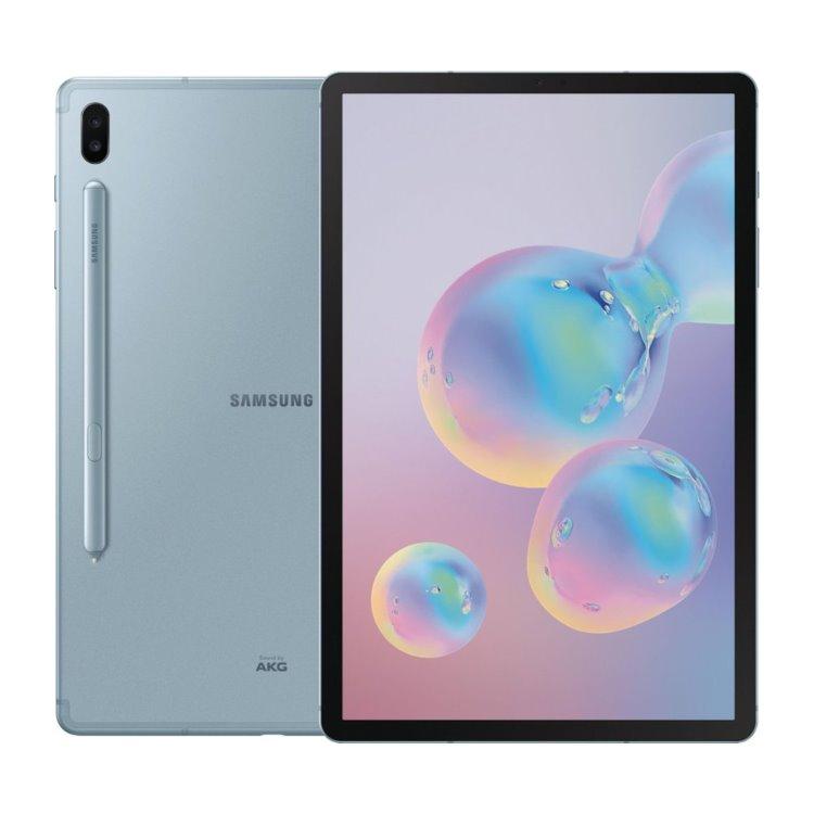 Samsung Galaxy Tab S6 10.5 Wi-Fi - T860N, 6/128GB, Cloud Blue SM-T860NZBAXEZ