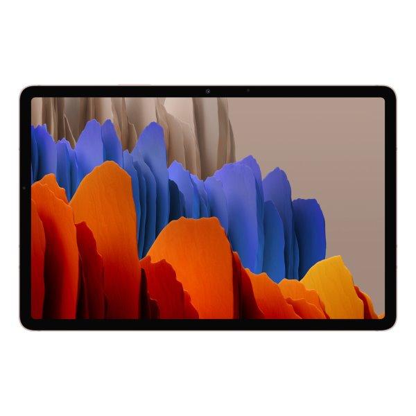 """Samsung Galaxy Tab S7+ 12.4"""" Wi-Fi - T970N, 6/128GB, bronze SM-T970NZNAEUE"""