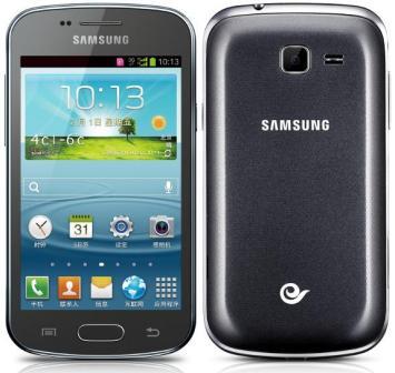 Samsung Galaxy Trend Ace 2x - S7560, 4GB | Black, Trieda C - použité, záruka 12 mesiacov