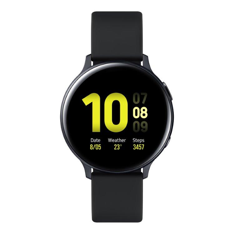 Samsung Galaxy Watch Active 2 SM-R820 (44mm), Aqua Black SM-R820NZKAXEZ
