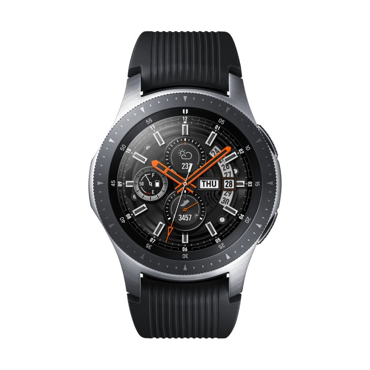 Samsung Galaxy Watch SM-R800, 46mm, Silver - SK distribúcia SM-R800NZSAXSK