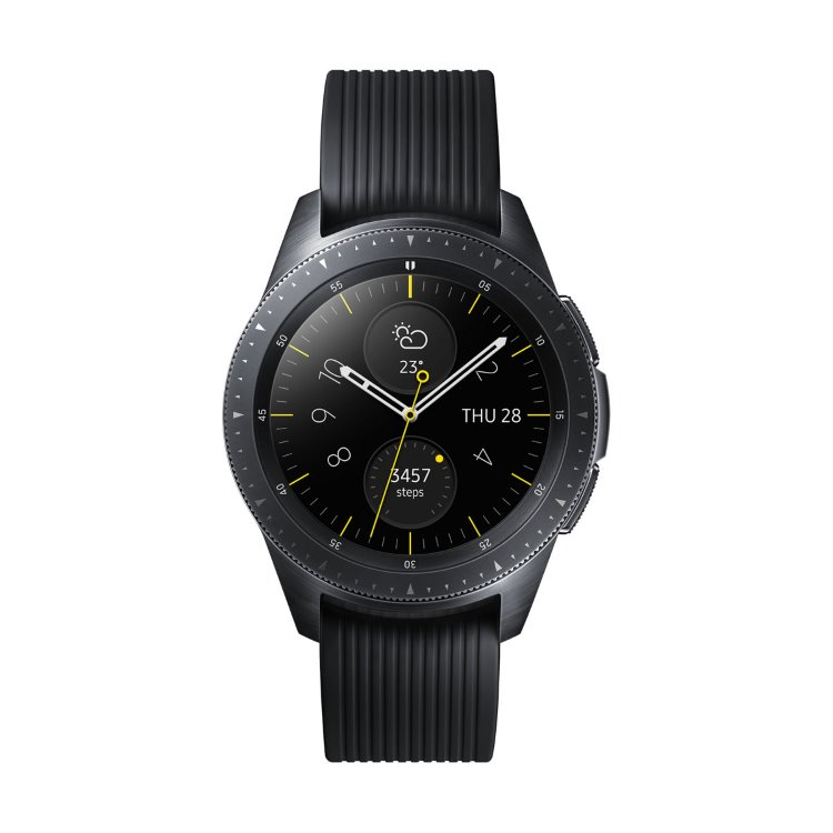 Samsung Galaxy Watch SM-R810, 42mm, Black - SK distribúcia SM-R810NZKAXSK