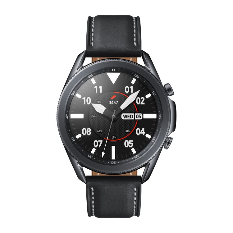 Samsung Galaxy Watch3 SM-R840, 45mm, Black - SK distribúcia SM-R840NZKAEUE