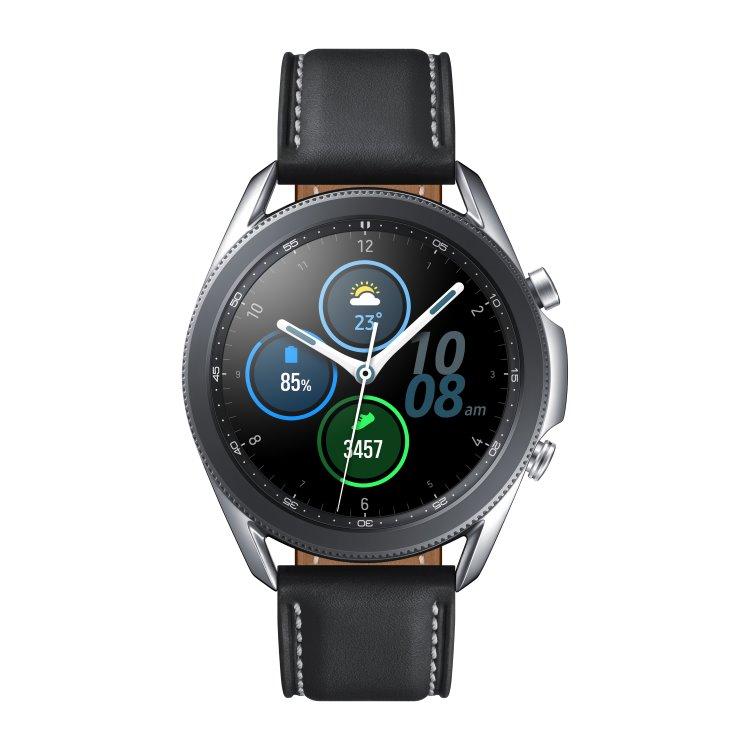 Samsung Galaxy Watch3 SM-R840, 45mm, Silver - SK distribúcia SM-R840NZSAEUE