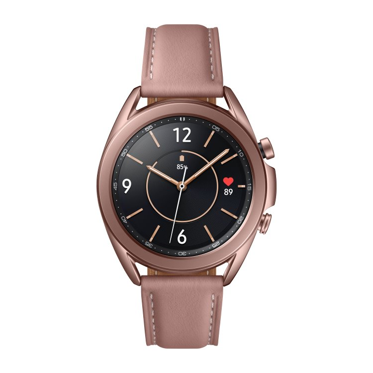 Samsung Galaxy Watch3 SM-R850, 41mm, Bronze - SK distribúcia SM-R850NZDAEUE