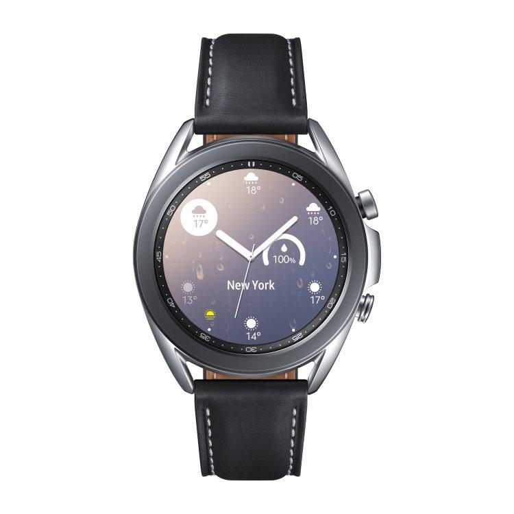 Samsung Galaxy Watch3 SM-R850, 41mm, Silver - SK distribúcia SM-R850NZSAEUE