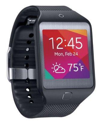 Samsung Gear 2 Neo, Multifunkčné hodinky | Black, Trieda B - použité, záruka 12 mesiacov