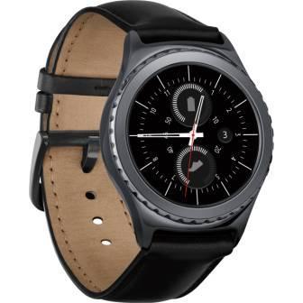 Samsung Gear S2 Classic, Multifunkčné hodinky   Black, Trieda A+ - použité, záruka 12 mesiacov