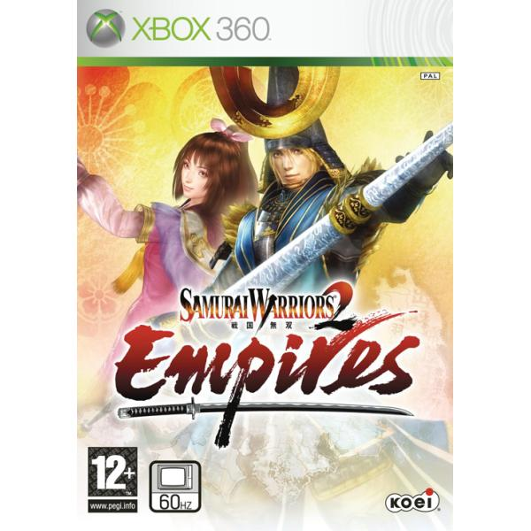 Samurai Warriors 2: Empires XBOX 360