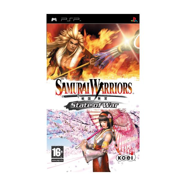 Samurai Warriors: State of War