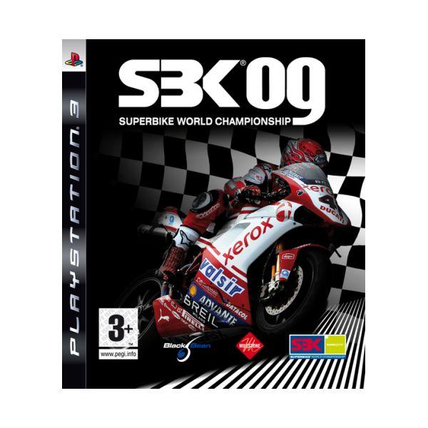 SBK-09: Superbike World Championship [PS3] - BAZÁR (použitý tovar)