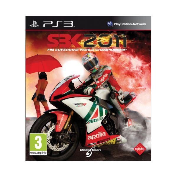SBK 2011: FIM Superbike World Championship [PS3] - BAZÁR (použitý tovar)