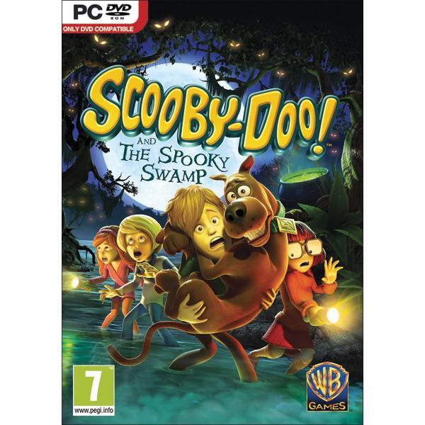 Scooby Doo: Strašidelná bažina CZ